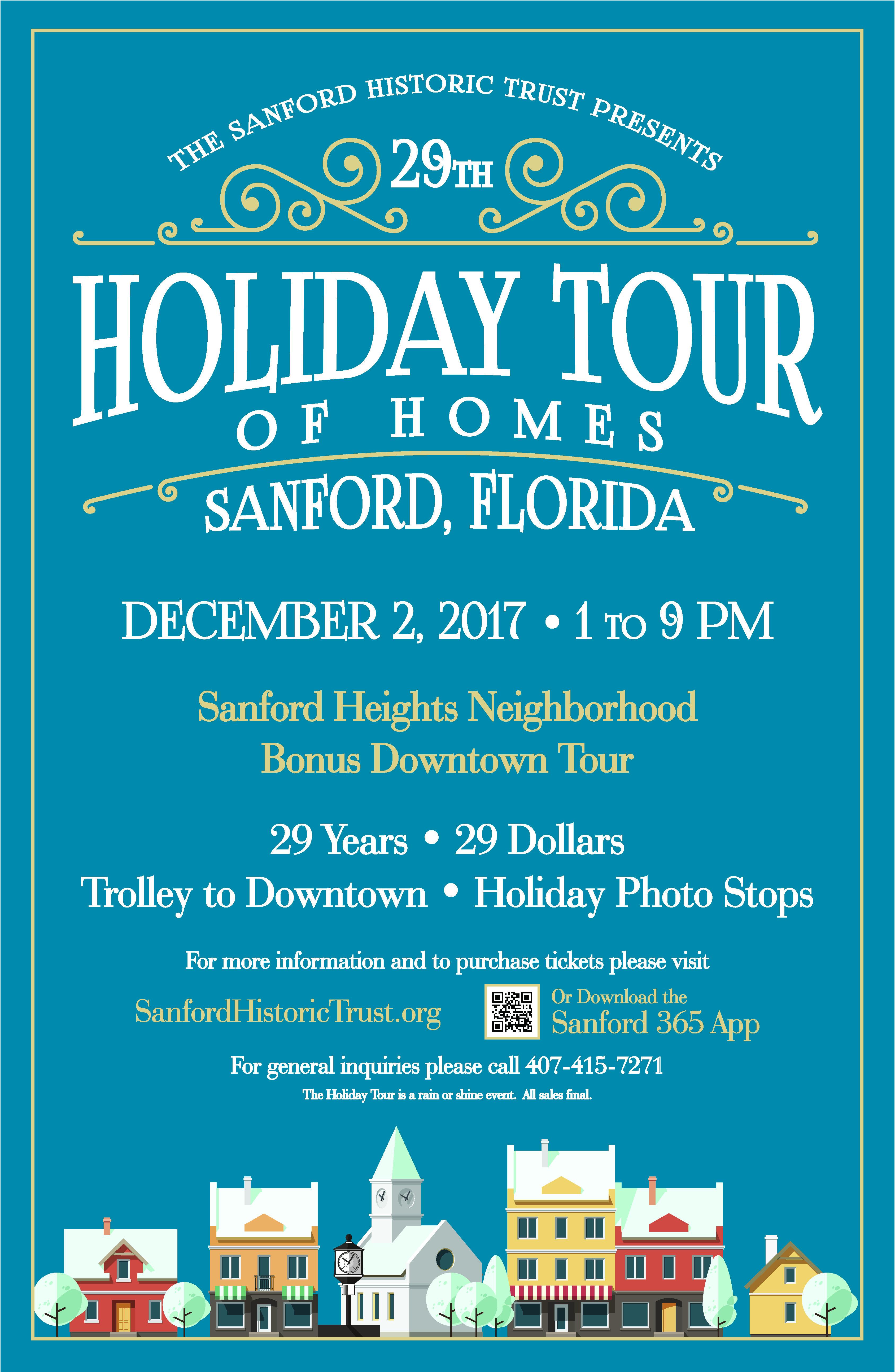 Sanford Historic Trust - Home